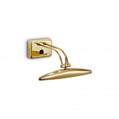 Ideal Lux - Bathroom - MIRROR-20 AP2 - Applique - Brass - LS-IL-031507