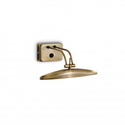 Ideal Lux - Bathroom - MIRROR-20 AP2 - Applique - Burnished - LS-IL-017327
