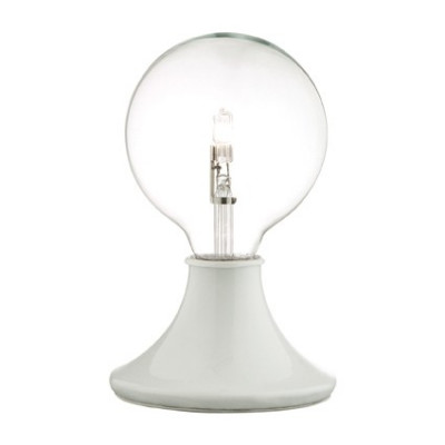 Ideal Lux - Bulb - TOUCH TL1 - Table lamp - White - LS-IL-046334