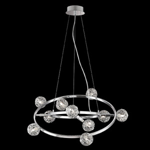 Ideal Lux - Bunch - ORBITAL SP10 - Pendant lamp