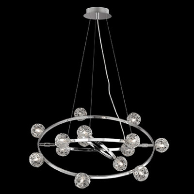 Ideal Lux - Bunch - ORBITAL SP14 - Pendant lamp