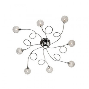 Ideal Lux - Bunch - PON PON PL8 - Ceiling lamp