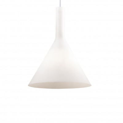 Ideal Lux - Calice - COCKTAIL SP1 SMALL - Pendant lamp - White - LS-IL-074337