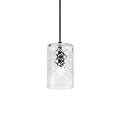 Ideal Lux - Calice - Cognac-2 SP1 - Pendant lamp - Transparent - LS-IL-167015