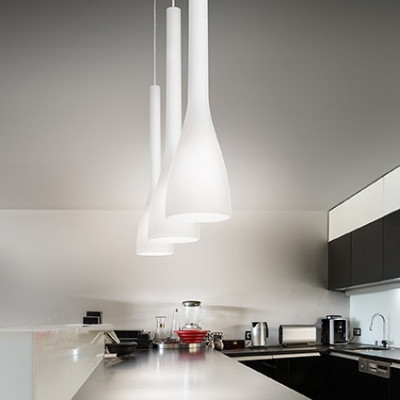 Ideal Lux - Calice - FLUT SP1 SMALL - Pendant lamp