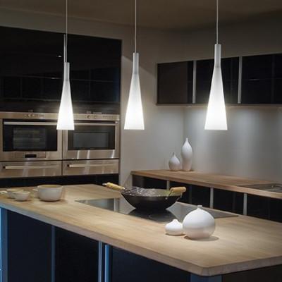 Ideal Lux - Calice - MILK SP3 - Pendant lamp