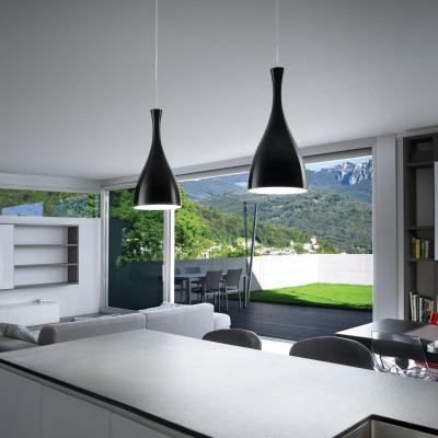Ideal Lux - Calice - OLIMPIA SP1 - Pendant lamp