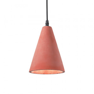 Ideal Lux - Cemento - Oil-2 SP1 - Pendant lamp