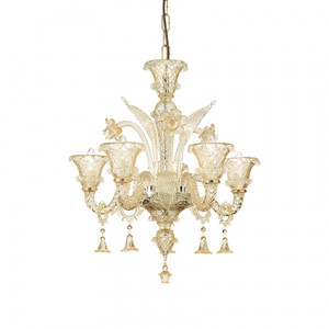 Ideal Lux - Chandelier - Antonietta SP5 - Pendant lamp