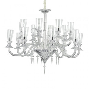 Ideal Lux - Chandelier - Beethoven SP16 - Pendant lamp