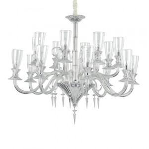 Ideal Lux - Chandelier - Beethoven SP16 - Pendant lamp