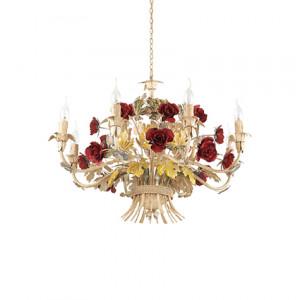 Ideal Lux - Chandelier - Camilla SP8 - Pendant lamp