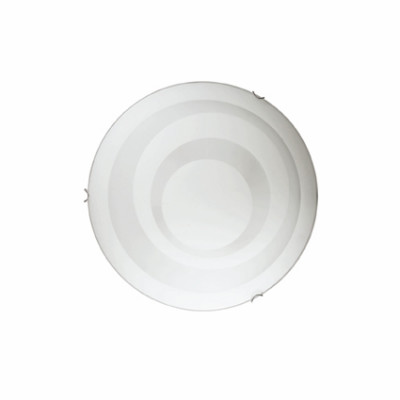 Ideal Lux - Circle - DONY-2 PL3 - Wall / Ceiling lamp - White - LS-IL-019635