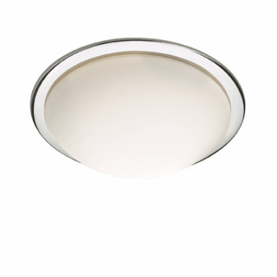 Ideal Lux - Circle - RING PL3 - Ceiling lamp - Chrome - LS-IL-045733