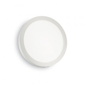 Ideal Lux - Circle - Universal 24W Round - Wall lamp