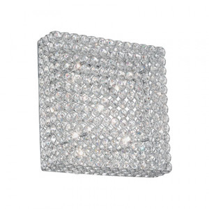 Ideal Lux - Diamonds - ADMIRAL PL6 - Wall/Ceiling lamp - Chrome - LS-IL-080345