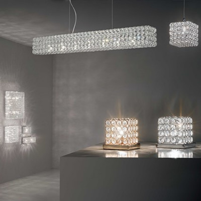 Ideal Lux - Diamonds - ADMIRAL SP7 - Pendant lamp
