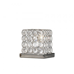 Ideal Lux - Diamonds - ADMIRAL TL1 - Table lamp - Chrome - LS-IL-080376