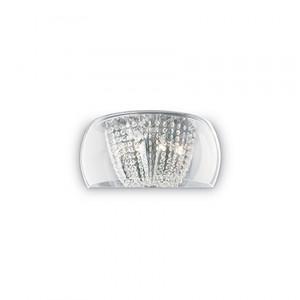 Ideal Lux - Diamonds - Audi-61 AP4 - Wall lamp - Chrome - LS-IL-133911