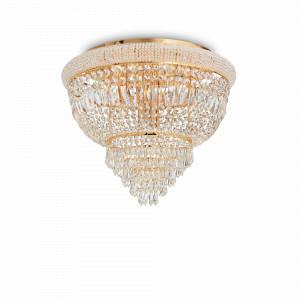 Ideal Lux - Diamonds - Dubai PL6 - Crystal ceiling light - None - LS-IL-201016
