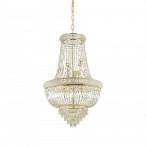Ideal Lux - Diamonds - Dubai SP10 - Crystal chandelier - None - LS-IL-207216