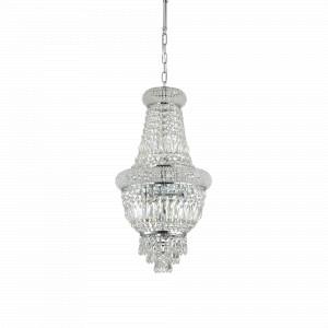 Ideal Lux - Diamonds - Dubai SP5 - Classic chandelier in crystal - None - LS-IL-207193