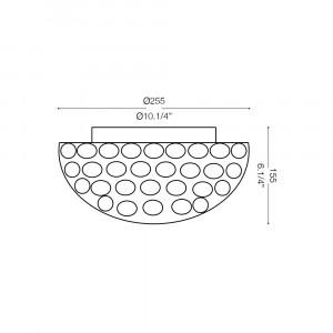 Ideal Lux - Diamonds - KING PL3 - Ceiling