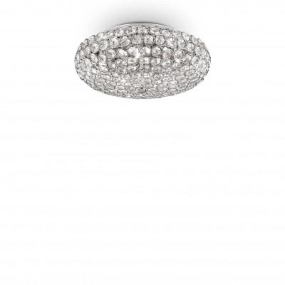 Ideal Lux - Diamonds - KING PL5 - Ceiling - Chrome - LS-IL-075419