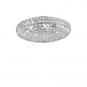 Ideal Lux - Diamonds - KING PL7 - Ceiling - Chrome - LS-IL-073224