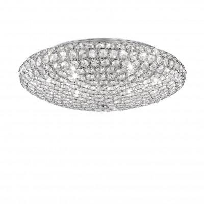 Ideal Lux - Diamonds - KING PL9 - Ceiling - Chrome - LS-IL-073255