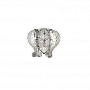 Ideal Lux - Diamonds - MOZART AP3 - Applique - Chrome - LS-IL-015767