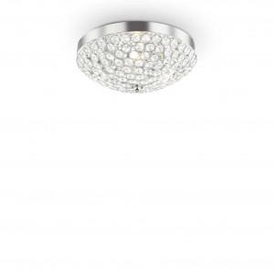 Ideal Lux - Diamonds - ORION PL3 - Ceiling - Chrome - LS-IL-059136
