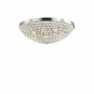 Ideal Lux - Diamonds - ORION PL7 - Ceiling - Chrome - LS-IL-059150