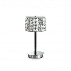 Ideal Lux - Diamonds - Roma TL1 - Table lamp - Chrome - LS-IL-114620