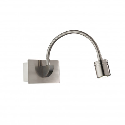 Ideal Lux - Direction - DYNAMO AP1 - Applique - Satin-finished nickel - LS-IL-031477