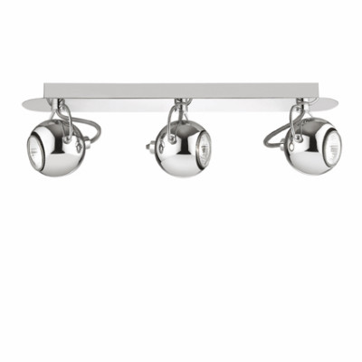 Ideal Lux - Direction - LUNARE AP3 - Applique - Chrome - LS-IL-066813
