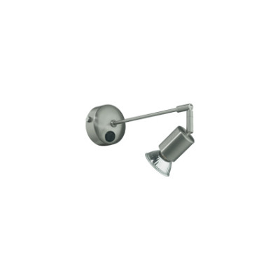 Ideal Lux - Direction - STRALE AP1 - Applique - Satin-finished nickel - LS-IL-013183