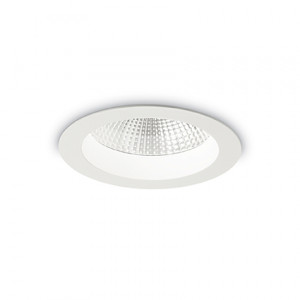 Ideal Lux - Downlights - Basic Accent 20W - Recessed spotlight