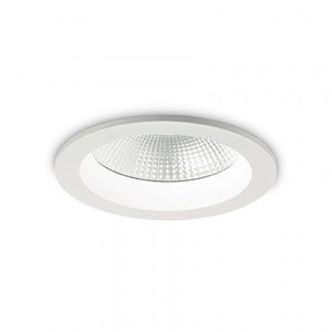 Ideal Lux - Downlights - Basic Accent 40W - Recessed spotlight