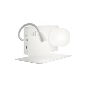 Ideal Lux - Eclisse - Book-1 AP2 - Wall lamp