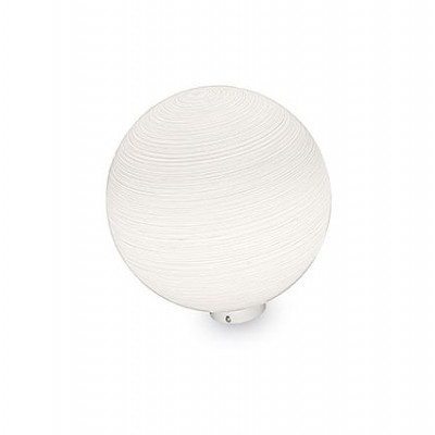 Ideal Lux - Eclisse - MAPA TL1 D20 - Floor lamp - White stripes decoration - LS-IL-161433