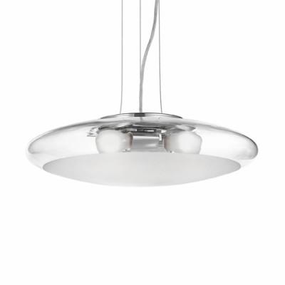 Ideal Lux - Eclisse - SMARTIES CLEAR SP3 D50 - Pendant lamp - Transparent - LS-IL-035505
