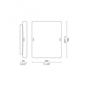Ideal Lux - Essential - CELINE PL2 - Ceiling lamp