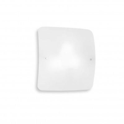 Ideal Lux - Essential - CELINE PL4 - Ceiling lamp - White - LS-IL-044293