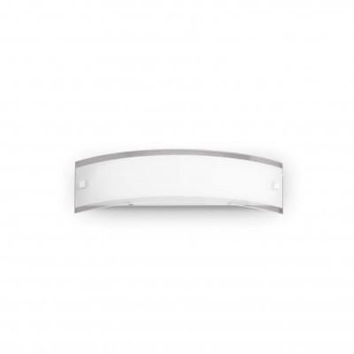 Ideal Lux - Essential - DENIS AP1 SMALL - Applique - White - LS-IL-005294
