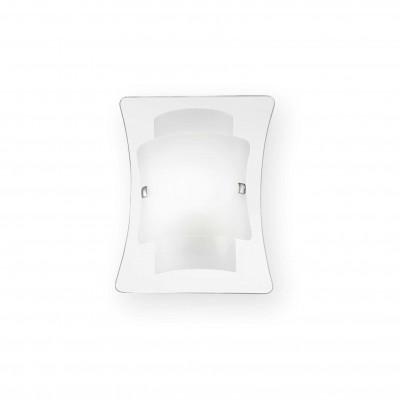 Ideal Lux - Essential - TRIPLO AP1 - Applique - Transparent - LS-IL-026473
