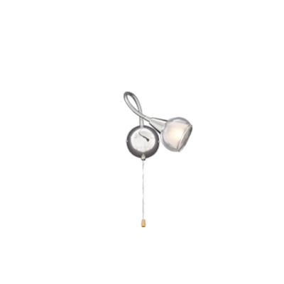 Ideal Lux - Fun - TENDER AP1 - Applique  - Transparent - LS-IL-004235