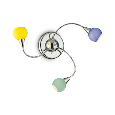 Ideal Lux - Fun - TENDER PL3 - Ceiling / wall lamp