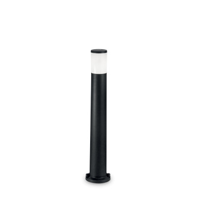 Ideal Lux - Garden - Amelia PT1 LED - Garden bollard - None - LS-IL-198620 - Diffused