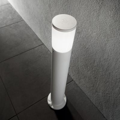 Ideal Lux - Garden - Amelia PT1 LED - Garden bollard - None - LS-IL-198644 - Diffused